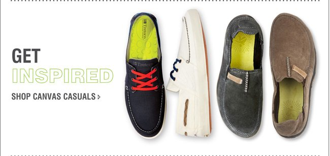 Shop Canvas Shoes
