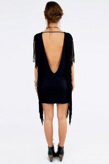 On The Fringe Dress $30