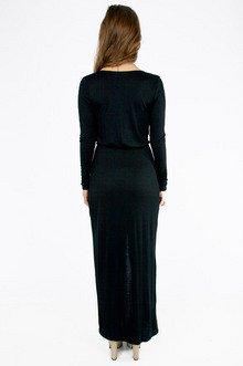 Mimi Maxi Wrap Dress $33