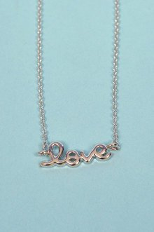 So In Love Necklace $7
