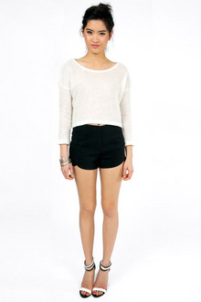 Can't Be Caught Shorts $30