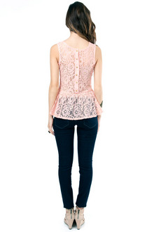 Don't Mesh With Me Top $19