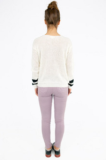 On That Stripe Sweater $35