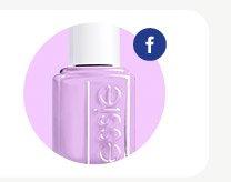 join essie on facebook