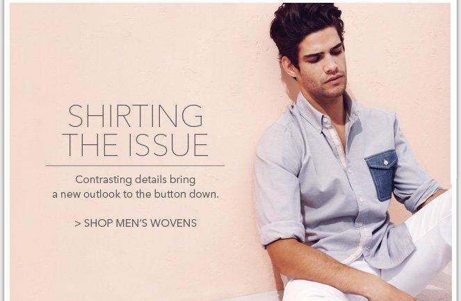 Shop Men's Wovens
