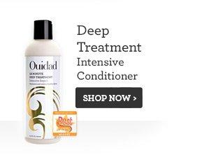 Deep  Treatment Intensive Conditioner Shop Now