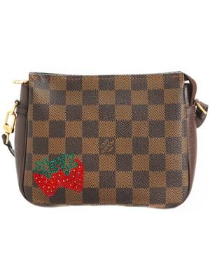 Louis Vuitton LN Damier Trousse Wristlet