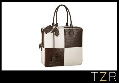 Louis Vuitton Damier Optic Cuir GM Handbag