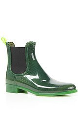 The Forecast Boot in Green