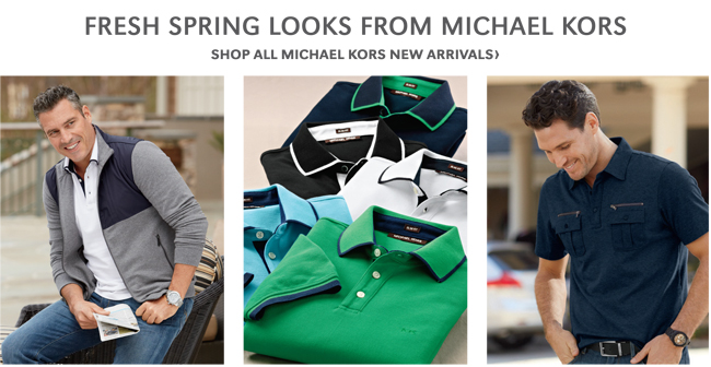 FRESH SPRING LOOKS FROM MICHAEL KORS |SHOP ALL MICHAEL KORS NEW ARRIVALS