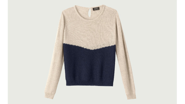 A.P.C. FREE SHIPPING - SPRING/SUMMER 2013 COLLECTION