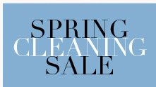Spring Cleaning Sale - Shop Now