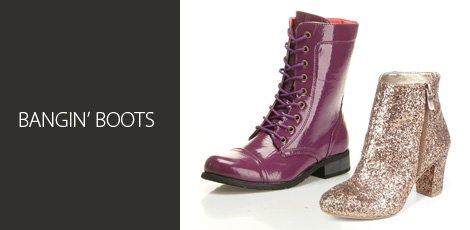 Bangin' Boots