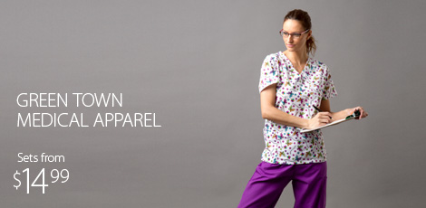 Green Town Medical Apparel
