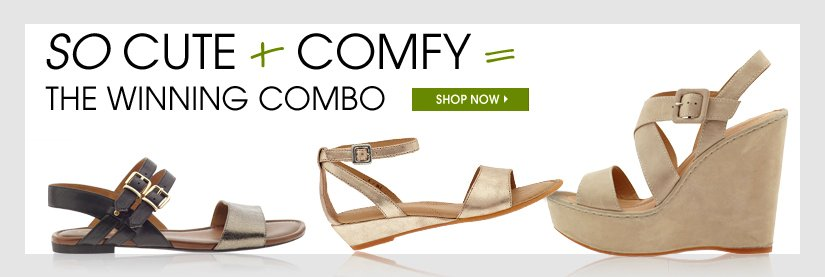 SO CUTE + COMFY = THE WINNING COMBO. SHOP NOW