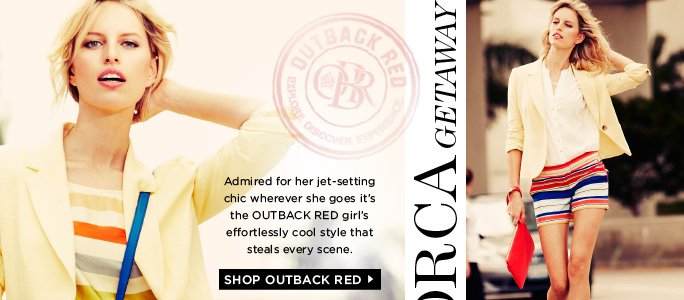 Shop Outback Red