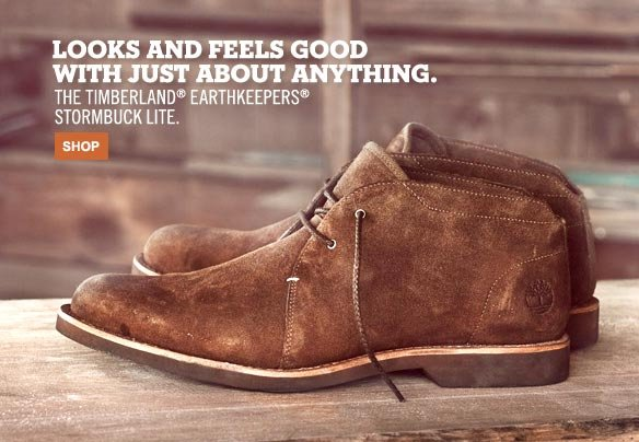 Looks and feels good with just about anything. The Timberland® Earthkeepers® Stormbuck Lite. Shop