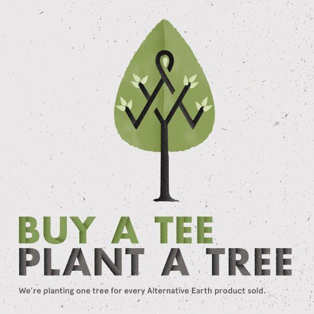 Buy A Tee, Plant A Tree
