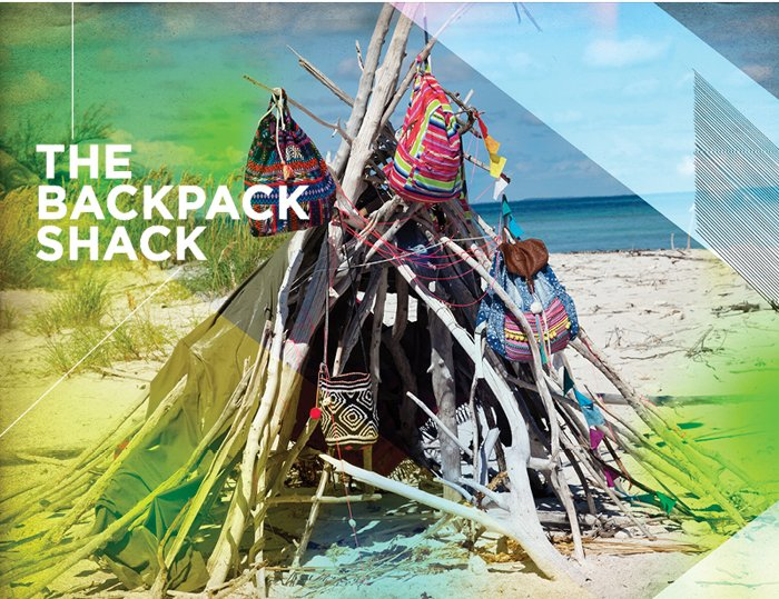 The backpack shack