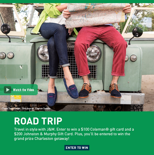 Road Trip Contest