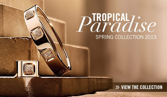 TROPICAL PARADISE SPRING COLLECTION 2013