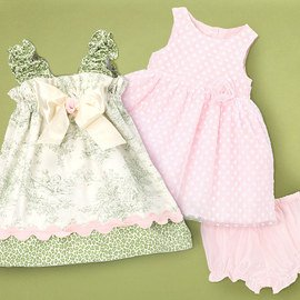 Tea Party: Girls' Dresses