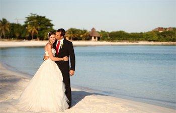 Vera wang Real Wedding Mexico