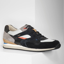Paul Smith Shoes - Navy Laszlo Shoes