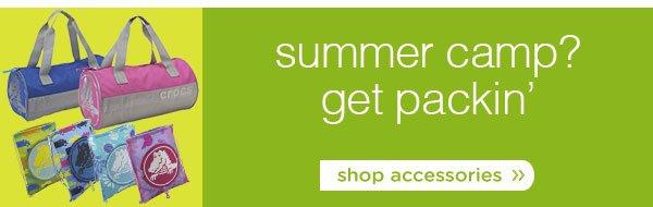 summer camp? shop accessories