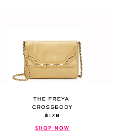The Freya Crossbody Bag. $178. SHOP NOW.