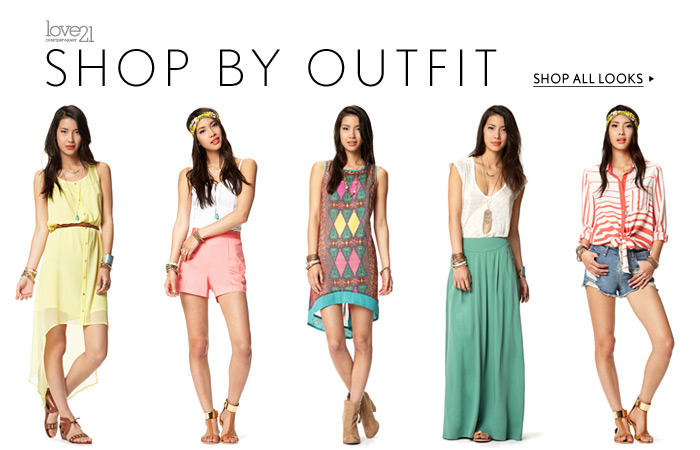 Love21 Shop By Outfit - Shop More Looks