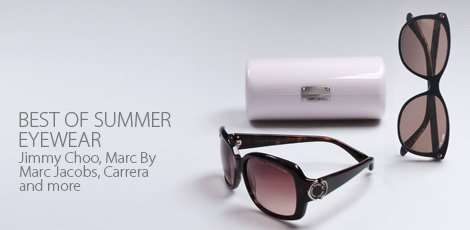 Best of Summer Eyewear