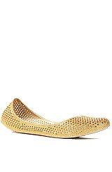 The Mango II Shoe in Gold Glitter