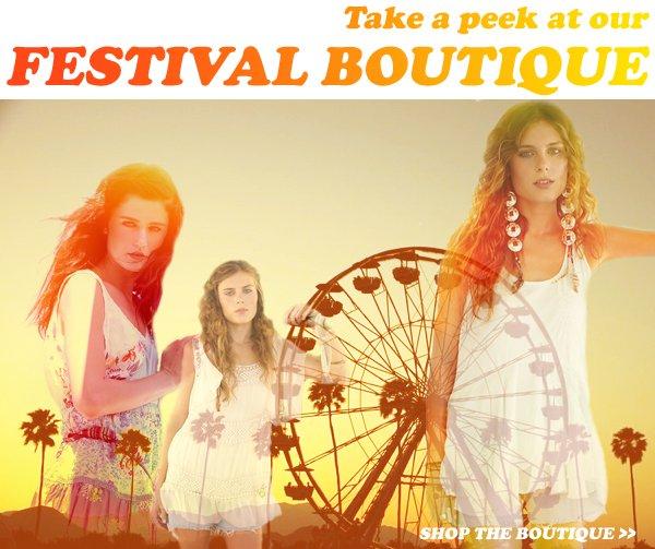 Festival Boutique