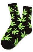 <b>HUF</b><br />The Plantlife Socks in Black