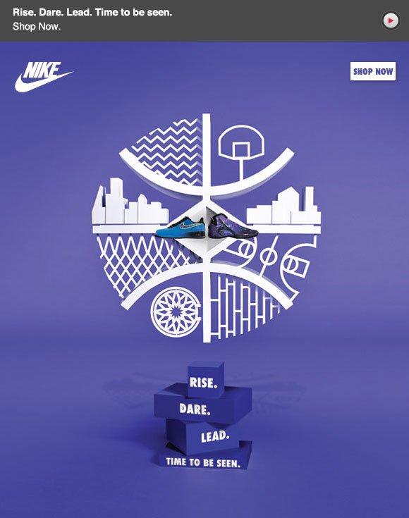 Fresh Nikes