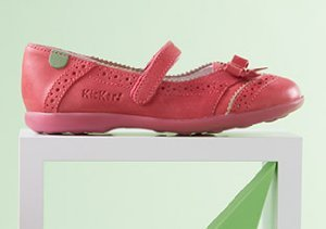 Pretty in Pink: Girls' Shoes