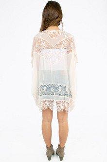 Wonderland Kimono $39