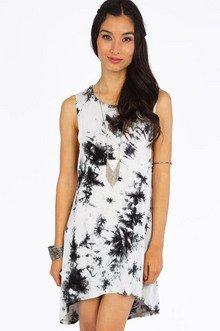 Jodi Tie Dye Tank Dress $21