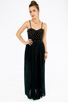 Claudia Maxi Dress $40