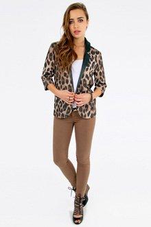 All the Right Spots Blazer $33