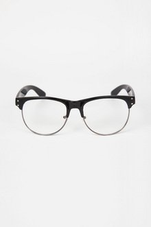 Clearly Framed Glasses $11