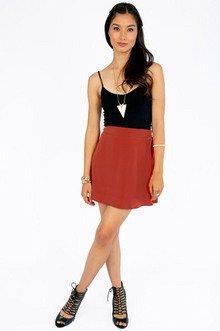 Around The Globe Skirt $21