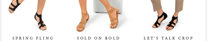 How to wear the Angelle Sandal