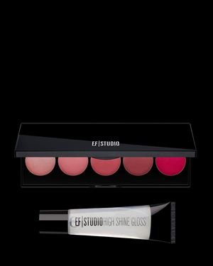 EF Studio Luscious Lips 'Pretty In Pink' Set $12