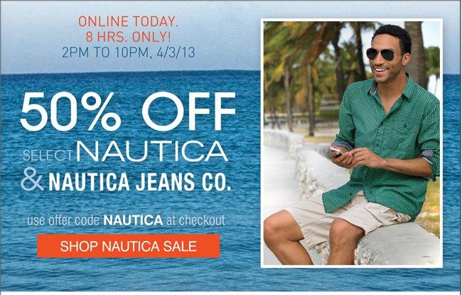 Shop Select Nautica & Nautica Jeans