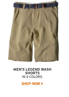 Legend Wash Shorts