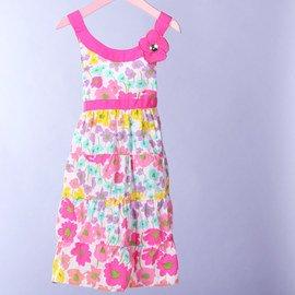 Floral Fancy: Girls' Dresses