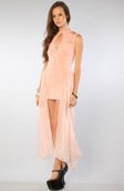 <b>Unif</b><br />The Godspeed Dress in Pink