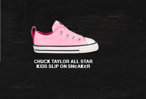 CHUCK TAYLOR ALL STAR KIDS SLIP ON SNEAKER